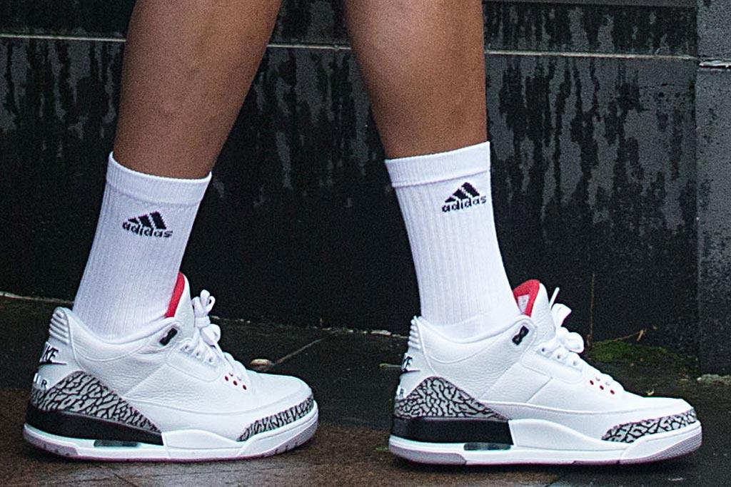 mens jordan retro 3 shoes