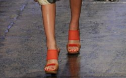Donna Karan shoes by Paul Andrew