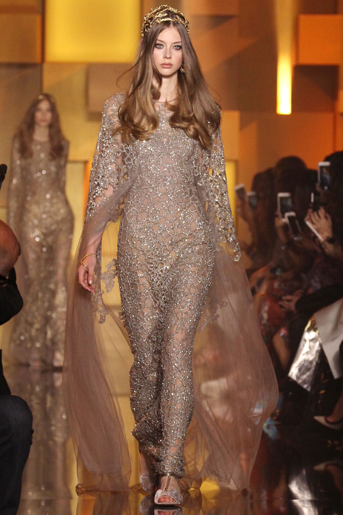 Elie Saab Fall '15 Couture