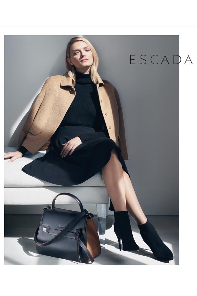 Escada Fall '15 Ad Campaign