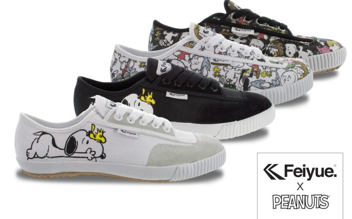 Feiyue Peanuts Collection