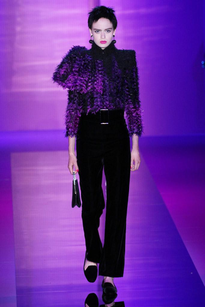 Giorgio Armani Prive Fall '15 Couture