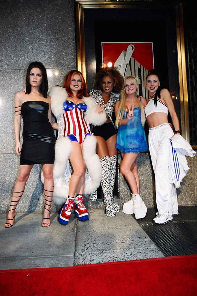 Iconic Girl Power Shoes