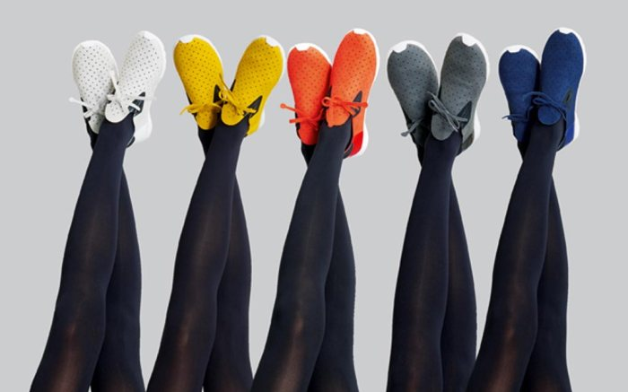 Native Shoes x PLEATS PLEASE Issey Miyake