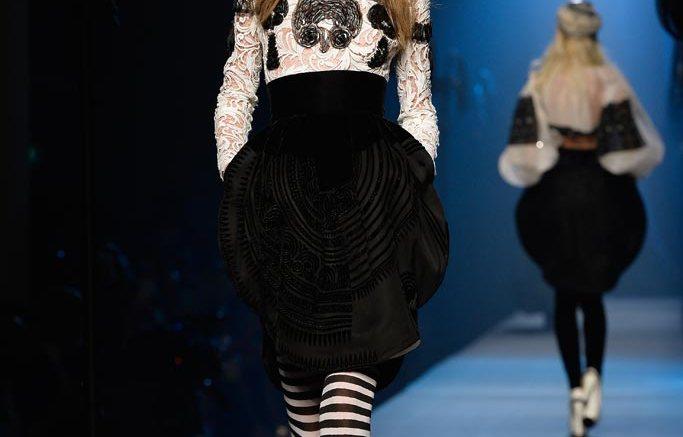 John Paul Gaultier Fall '15 Couture