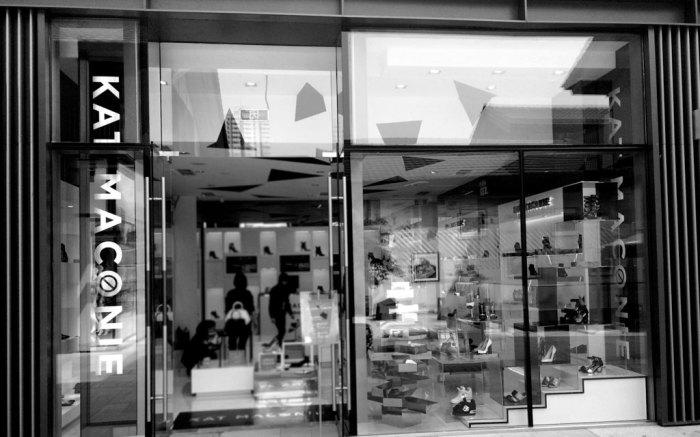 Kat Maconie Beijing store