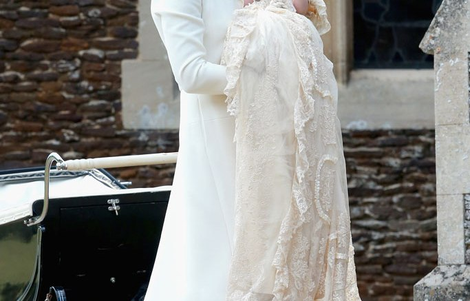 Kate Middleton and Charlotte
