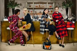 Karlie Kloss in Kate Spade Fall '15 Campaign