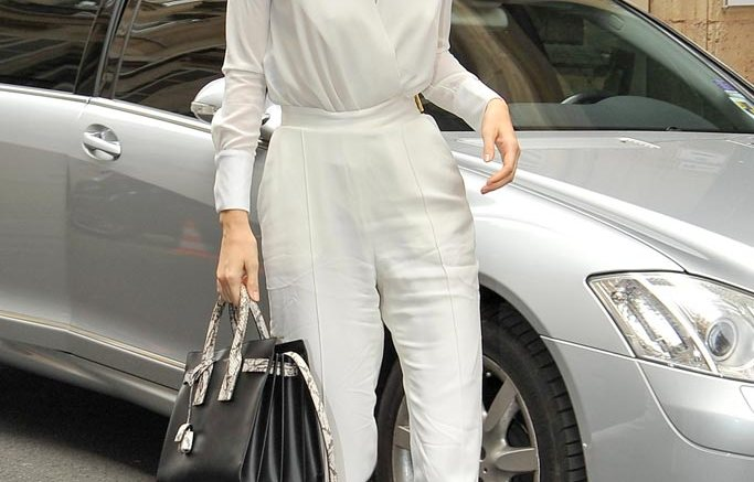 Kendall Jenner Shoe Style