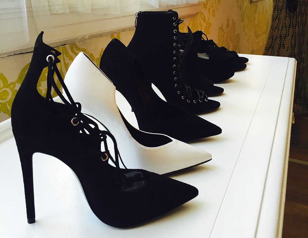 Kendall and Kylie Jenner Shoes