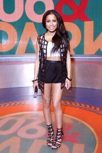 Celebrity Shoes Carolinna Espinosa Sari