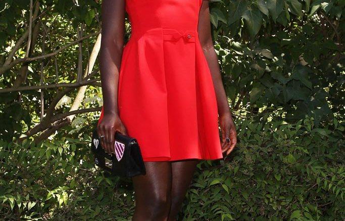 Dior Couture Paris Celebrities
