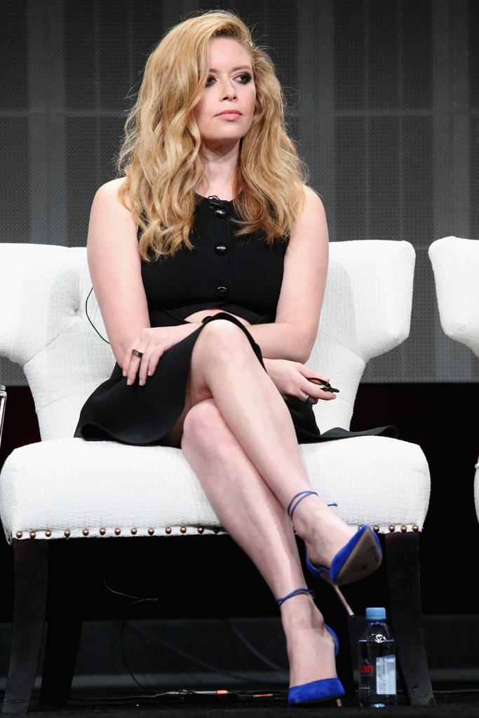 Natasha Lyonne TCA 2015 Shoes