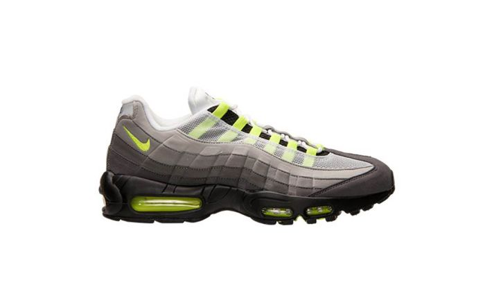 Nike S Original Air Max 95 Neon Colorway Returns Wednesday Footwear News