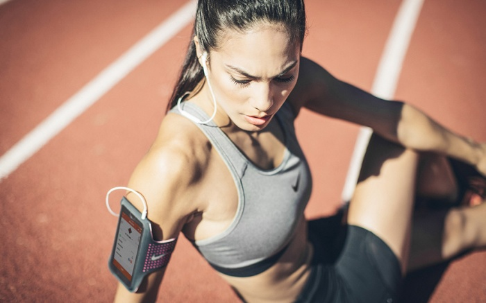 Nike Partners with Spotify
