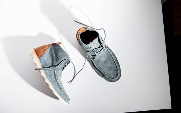 Mark McNairy Made In Africa by Oliberté shoes