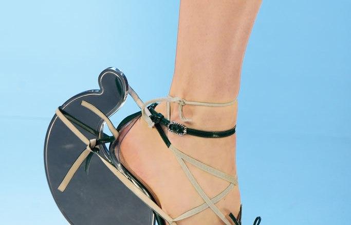 Maison Margiela Fall '15 Couture Shoes