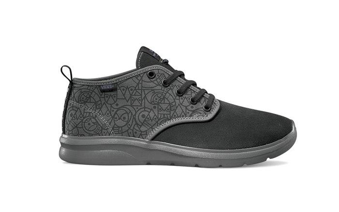 Vans x Don Pendleton shoes