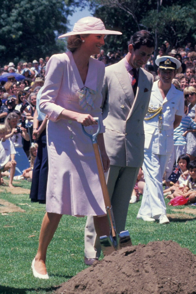 Princess Diana's fashion and style