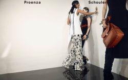 Proenza Schouler Fall '15 Campaign