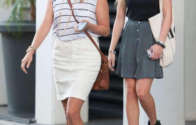 Celebrity Families Shoes Style