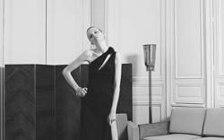 Saint Laurent Fall '15 Couture Campaign