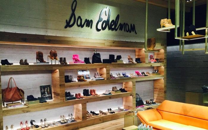Sam Edelman shoes store