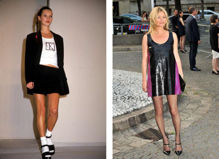 Supermodel Shoes Style