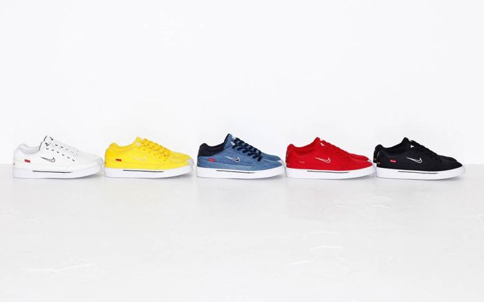 Nike, Supreme Colaborate on GTS Silhouette