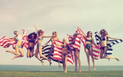 Taylor Swift Fourth of July