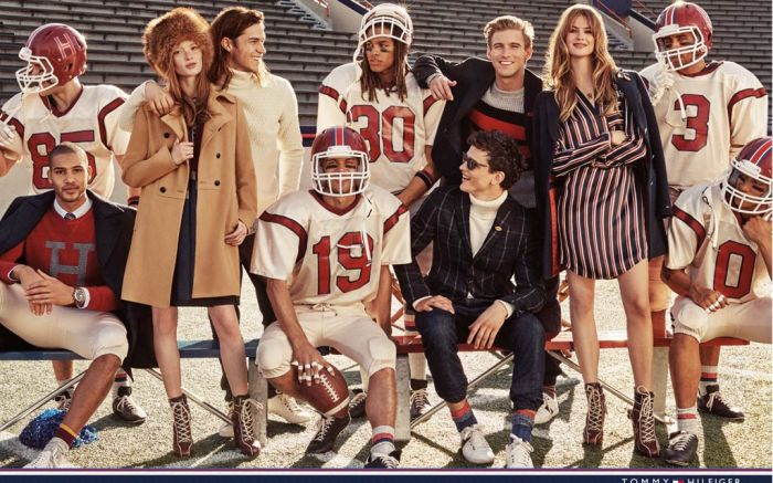 Tommy Hilfiger Fall Campaign