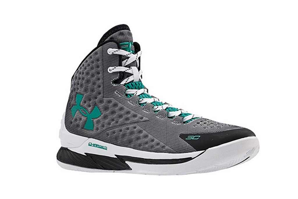 Stephen Curry Under Armour Curry One Sneakers