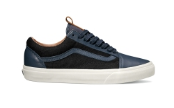 Vans Fall '15: Leather & Wool Shoe Collection