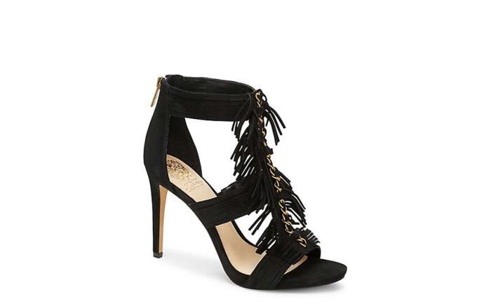 Women's Trend: Suede Fringe Shoes