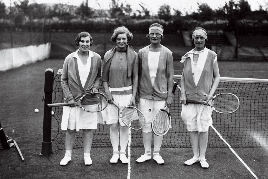 Bruno Cucinelli Tennis Players