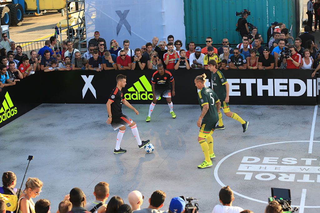 Adidas #BeTheDifference Tournamentd