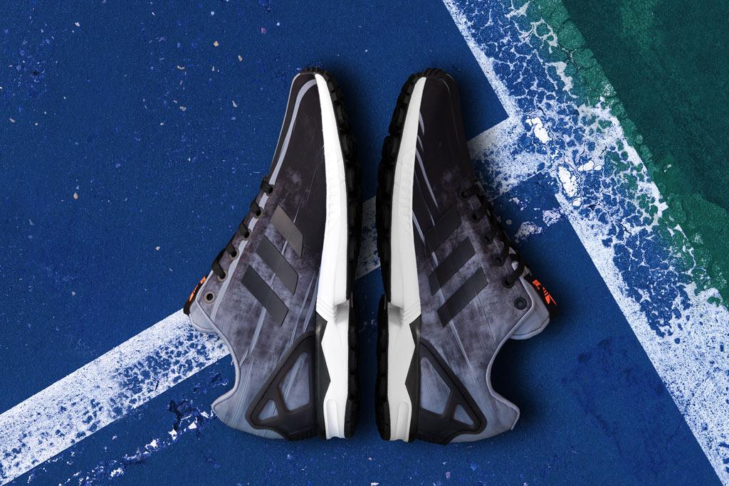 Adidas-US-Open-ZX-Flux-Grey-1