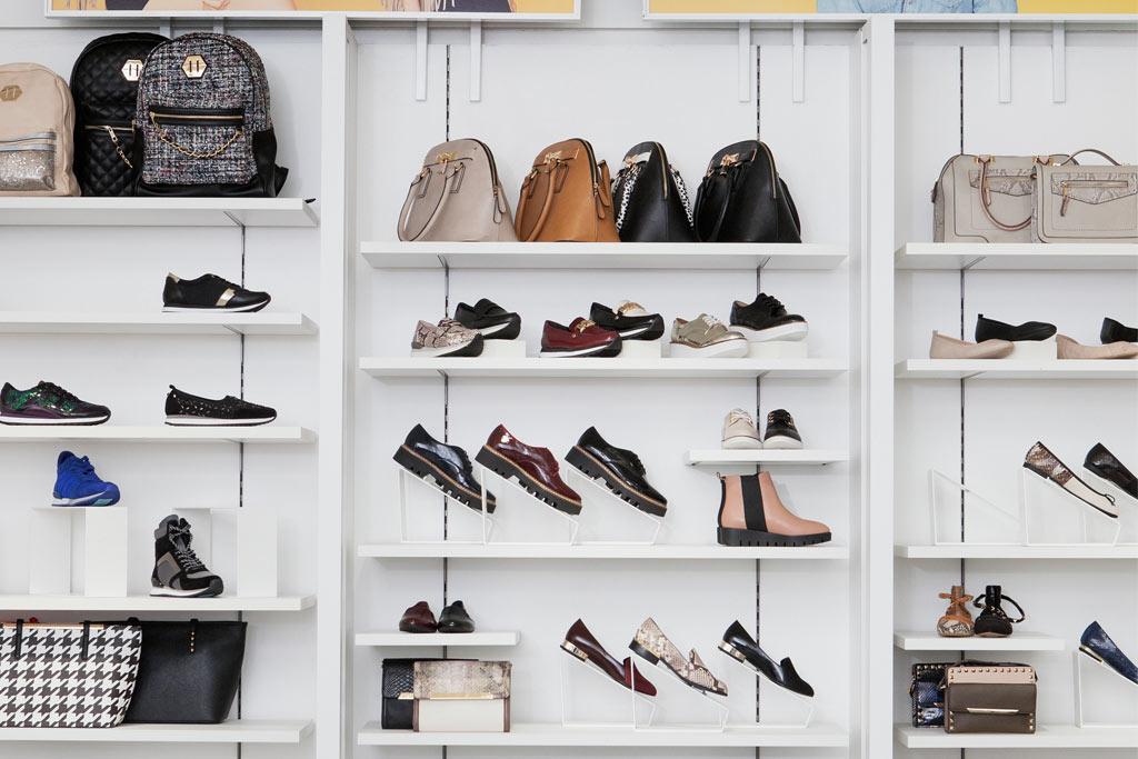 Aldo shoes and handbags