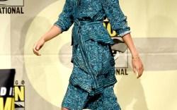 Alicia Vikander's Shoe Style