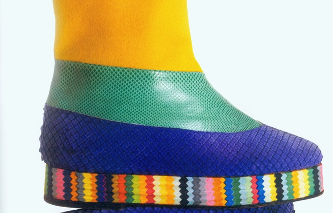 Beth Levine summer boot