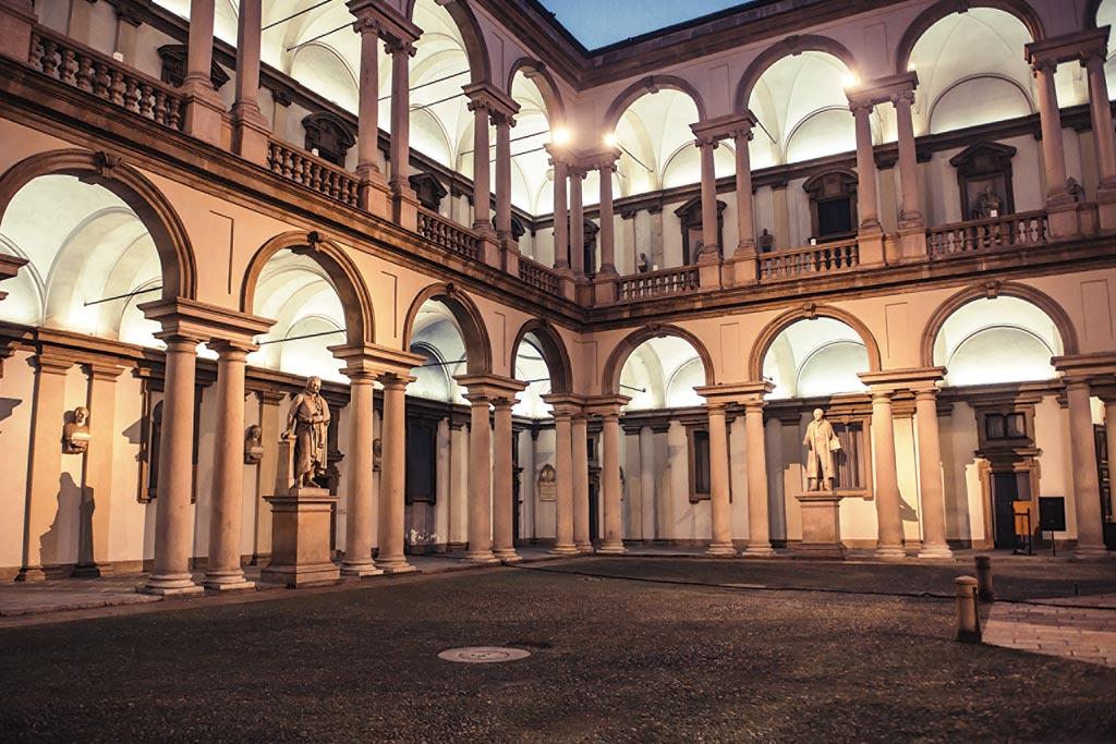 Brera Academy Milan, Italy