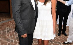 Jessica Springsteen Beach Magazine Cover Party
