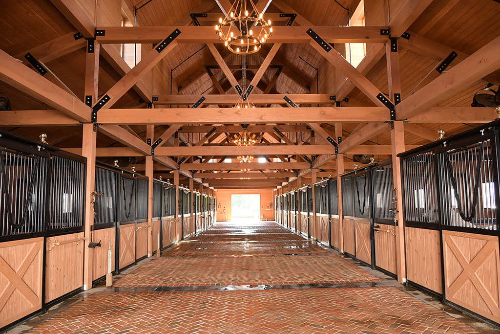 Campbell Stables