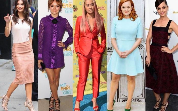 Celebrity Statement Shoes Vote