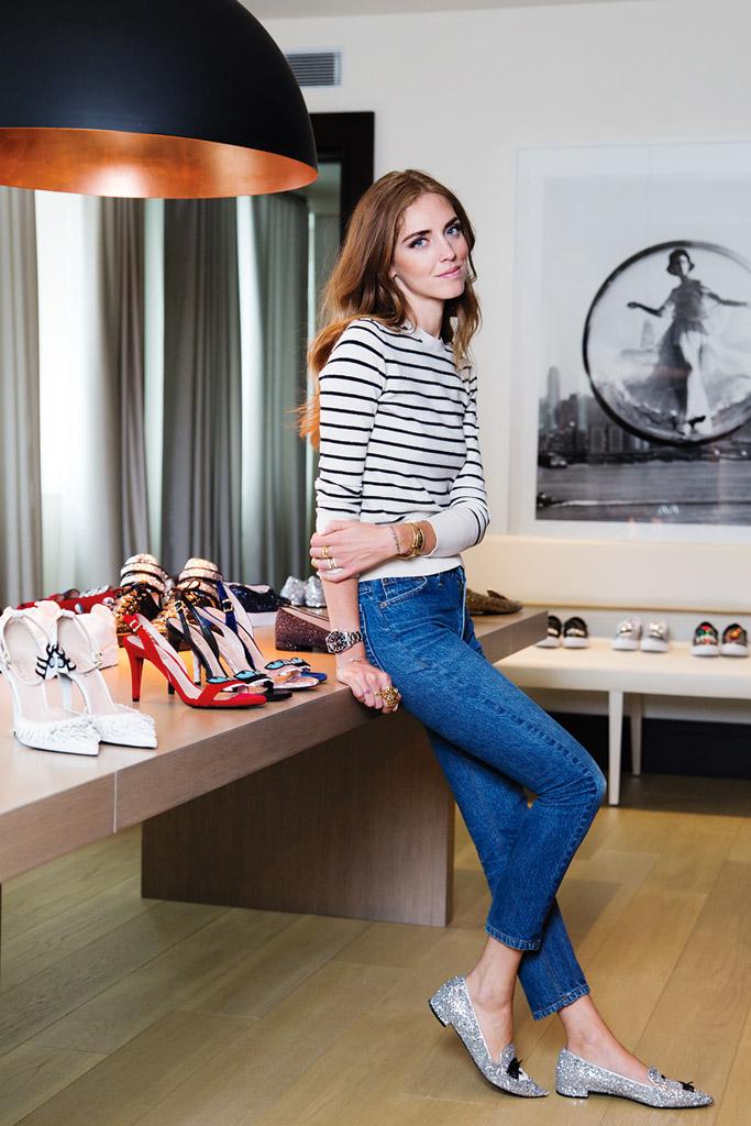 Chiara Ferragni Shoe Line
