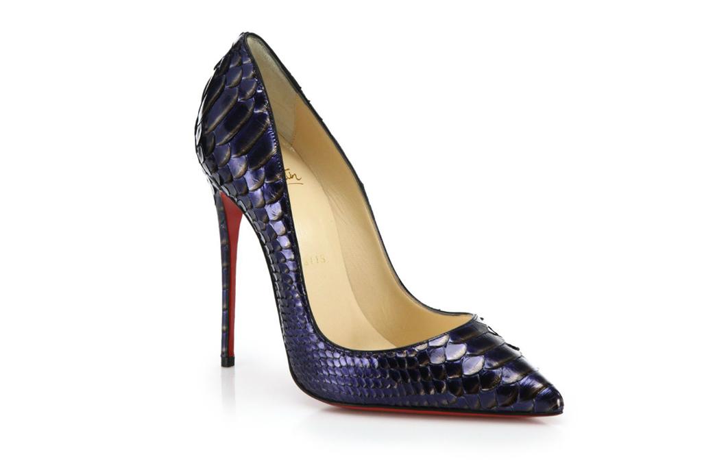 Christian Louboutin MTV VMAs Red Carpet Shoes