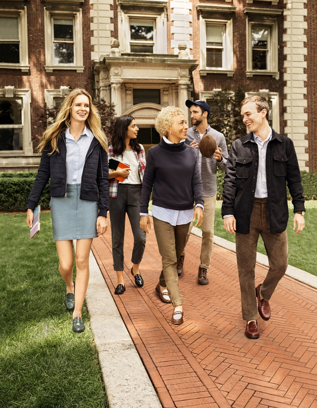 Cole Haan Pinch Campus Fall '15