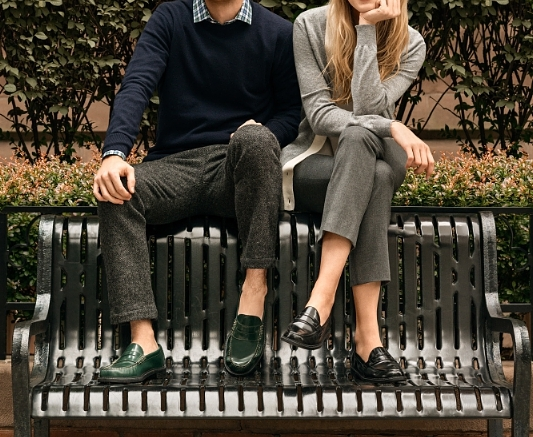 Cole Haan Pinch Campus Fall '15 Campaign