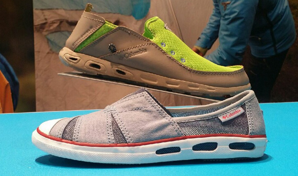 Columbia Spring 2016 Shoe Collection