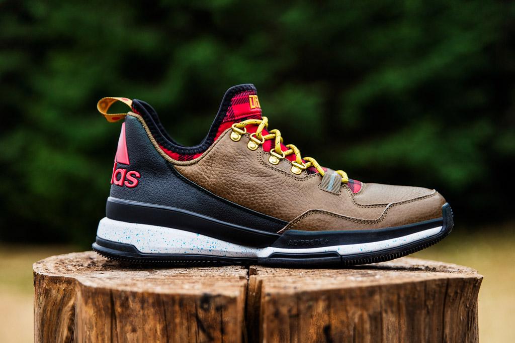 Adidas D Lillard Forestry Edition